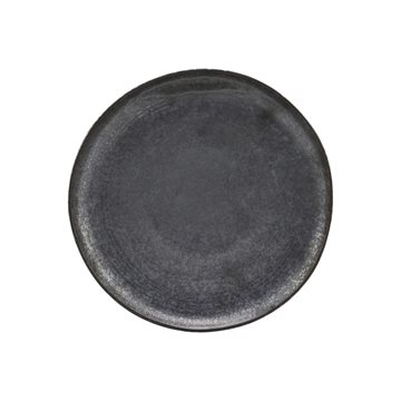 House Doctor - Pion Lunch Plate Ø 21,5 cm - Black/Brown (206260204)