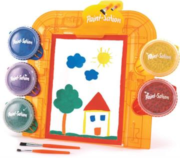 Paint Station Easel Set (40067)