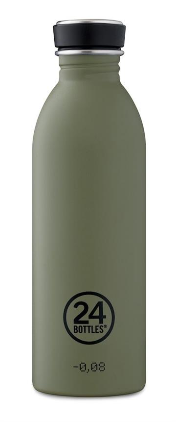24 Bottles - Urban Bottle 0,5 L - Sage Green (24B63)