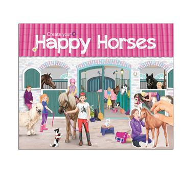 Creative Studio - Create your Happy Horses (0410176)