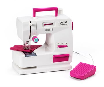 ​4-GIRLZ - Zig-Zag - Sewing Machine for kids​ (68265)