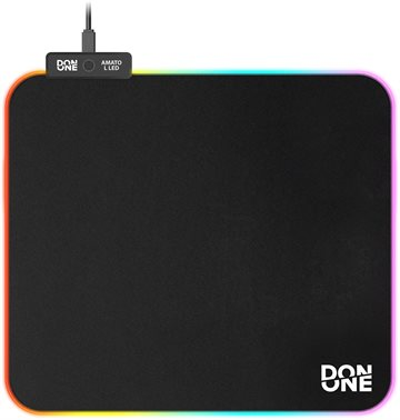 DON ONE - AMATO Mousepad RGB LED Large L - Soft Surface
