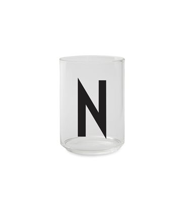 ​Design Letters - Personal Drinking Glass N