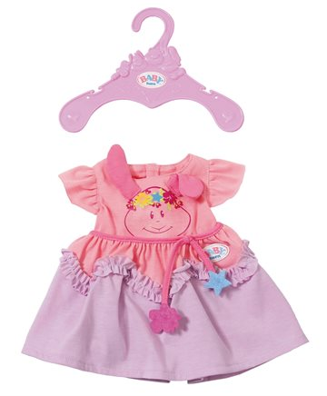 Baby Born - Dress Collection Bunny Ear Print (824559)
