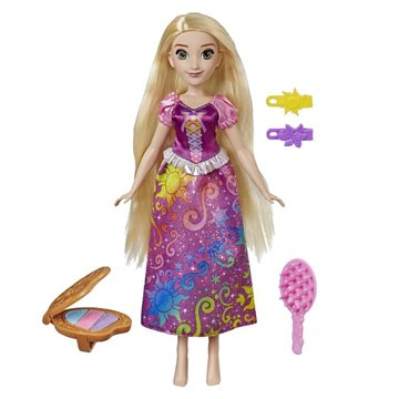 Disney Princess - Rainbow Hair Rapunzel (E4646)