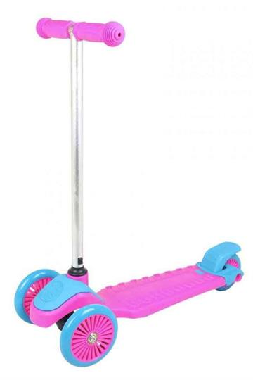Maui - Mini Sharkman Scooter - Pink/Blue (MSSCO5730)
