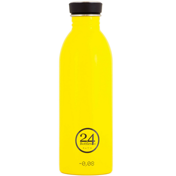 24 Bottles - Urban Bottle 0,5 L - Taxi Yellow (24B10)