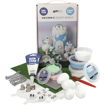 DIY Kit - Funny Friends - Einhorn-Traumwelt