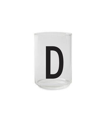 ​Design Letters - Personal Drinking Glass D