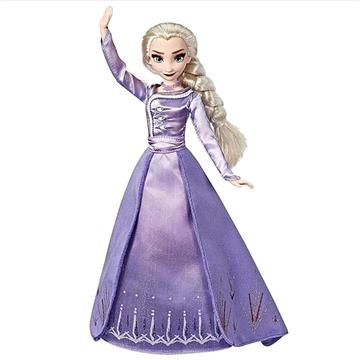 Disney Frozen 2 - Deluxe Fashion Doll - Elsa (E6844)