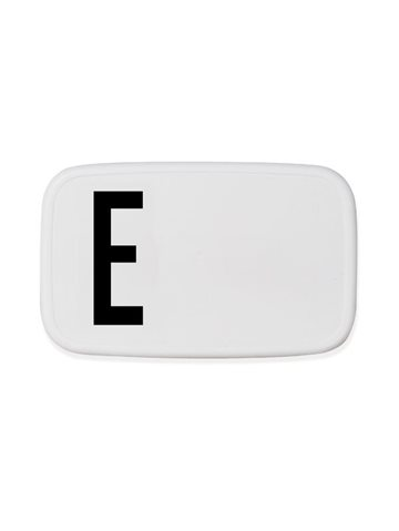 Design Letters - Personal Lunch Box - E (20203000E)