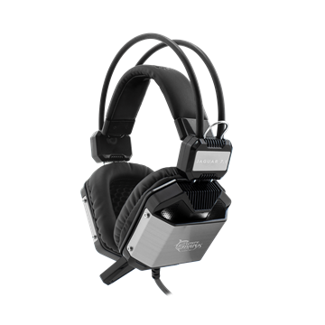 Jaguar 7.1 Headset GH-1646 Black/Silver