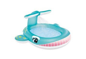 INTEX - Whale Spray kids Pool (57440)