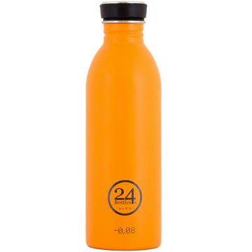24 Bottles - Urban Bottle 0,5 L - Total Orange (24B11)