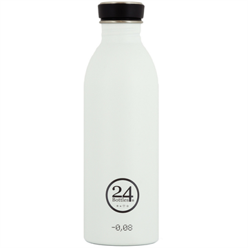 24 Bottles - Urban Bottle 0,5 L - Ice White (24B5)