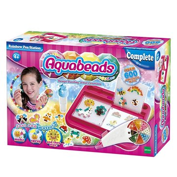 Aquabeads - Rainbow Pen Station (79118)