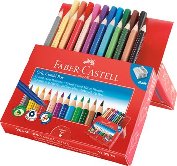 Faber-Castell - Grip Combi Box (110913)
