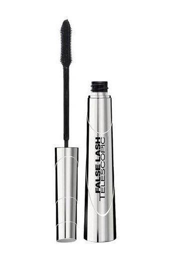 L'Oreal Paris Make-Up Designer False Lash Telescopic - Magnetic Black - Mascara