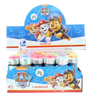 Paw Patrol 60ml Bubbles