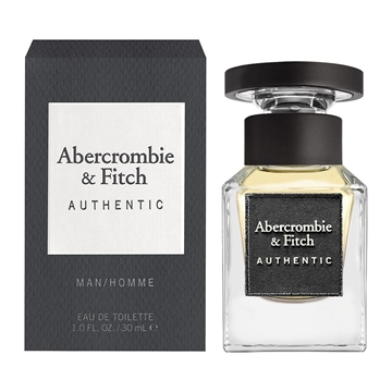 Abercrombie & Fitch Authentic Men EDT Spray 30ml