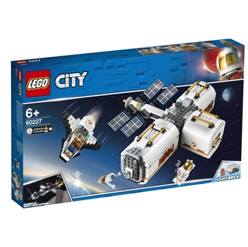 LEGO City Space Port 60227 Mond Raumstation