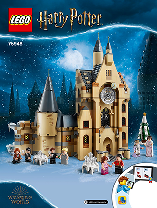 LEGO Harry Potter TM 75948 Hogwarts™ Uhrenturm