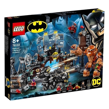 LEGO Super Heroes 76122 Clayface™ Invasion in die Bathöhle