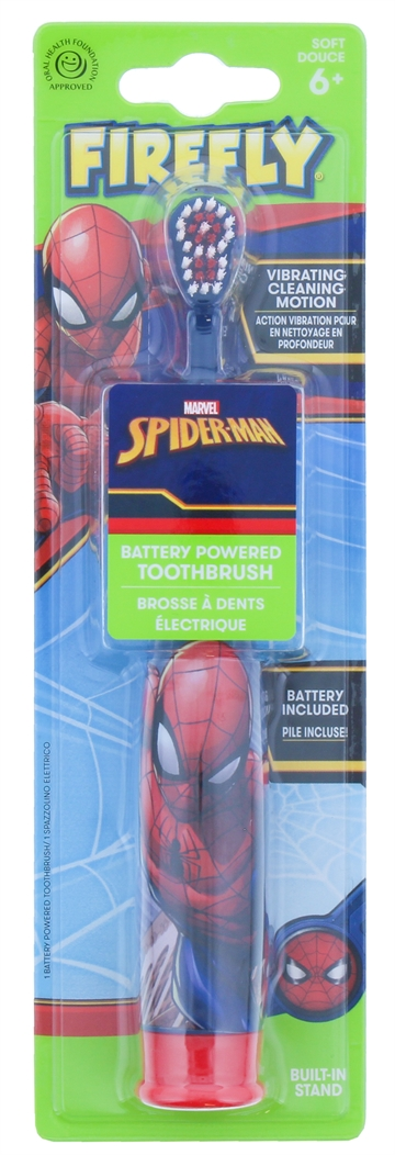 Spiderman Turbo Max Electric Toothbrush