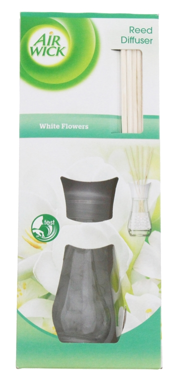 Airwick 25ml Reed White Flowers Lab