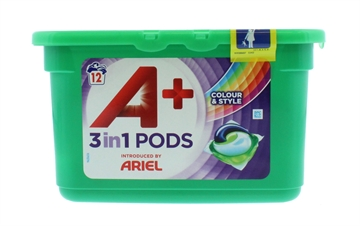 Ariel Color&Style 12'S Lab Pods 3In1
