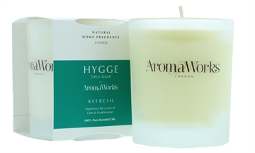 Aromaworks 220G Hygge Refresh Candle