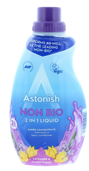 Astonish 840ml N.Bio Liq Lav