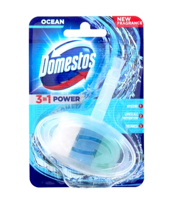 Domestos 40G Toilet Block Ocean Lab