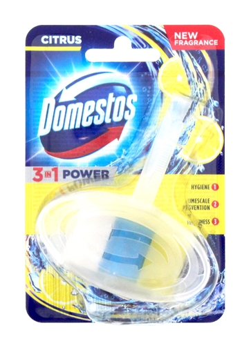 Domestos 40G Toilet Block Citrus Lab