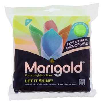 Marigold Let It Shine Cloth 4Pack