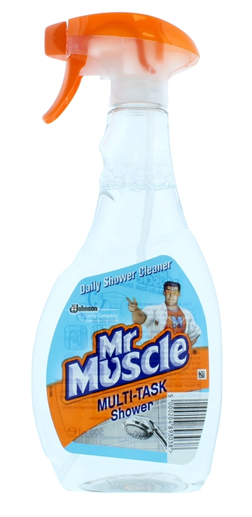 Mr Muscle 500ml Shower Care