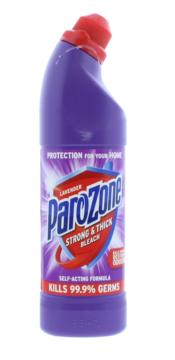 Parozone 750ml Strongest Bleach Lavender