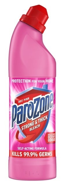 Parozone 750ml Strongest Bleach Pink