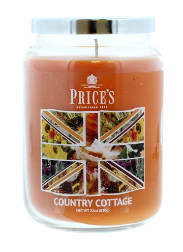 Price'S 630G Candle Large Cottage