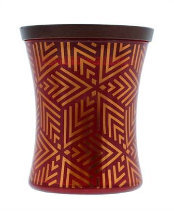 Woodwick 225G Candle Crimson Berries