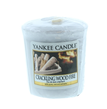 Yankee Candle 49G Votive Wood Fire