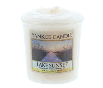 Yankee Candle 49G Votive Lake Sunset