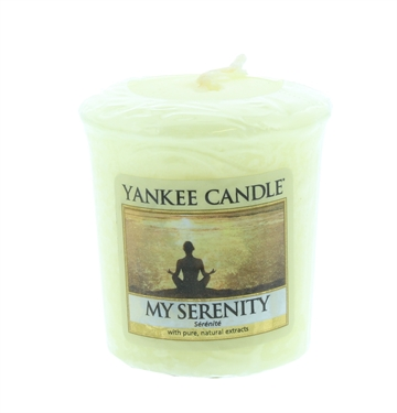Yankee Candle 49G Votive My Serenity