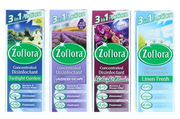 Zoflora 120ml Antibacterial Disinfectant