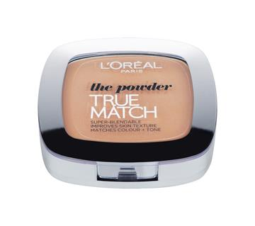 L'Oreal Paris Make-Up Designer True Match Powder W3 Golden Beige Gesichtspuder 1