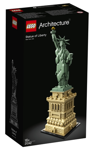 LEGO Architecture 21042 LEGO Statue of Liberty