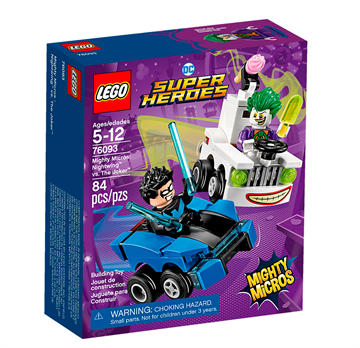 Lego Super Heroes 76093 Mighty Micros - Nightwing vs. The Joker