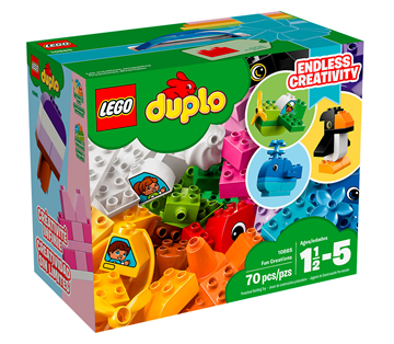 Lego DUPLO My First 10865 Witzige Modelle