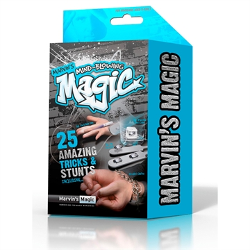 Mind-Blowing Magic Themed set - Amazing Tricks and Stunts