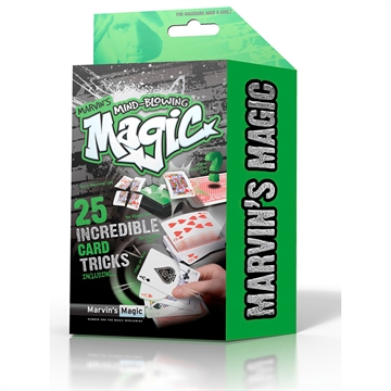 Mind-Blowing Magic Themed set - Incredible Card Tricks